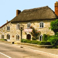 Rose & Crown ( Eli's) – Huish Episcopi  (2 minutes walk from Withy Cottages)