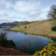 Fishing with Wessex Water
