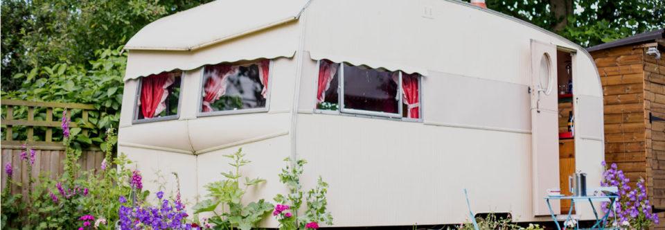 Willow 1957 Vintage Caravan